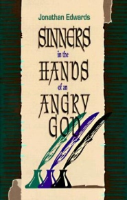 sinners in the hands