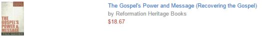 gospels power