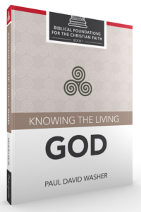 Knowing the Living GOD - Washer