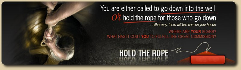 hold the rope or go