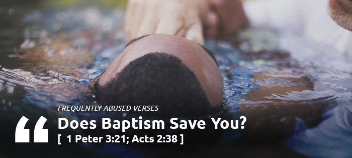 does-baptism-save-you