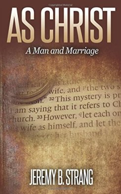 As Christ: A Man and Marriage. Learn more: http://wp.me/p49Shk-Nr