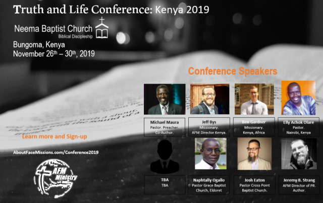 Conference 2019 Web Page Flyer